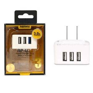 REMAX RP-U31 3USB Moon-Charger 3.0A