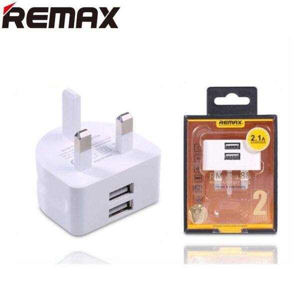 REMAX RMT7188 2USB Moon-Charger 2.1A