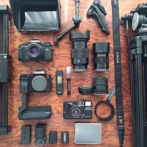 Cameras & Security Cameras